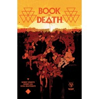 BOOK OF DEATH #1 (OF 4) CVR B NORD - Robert Venditti