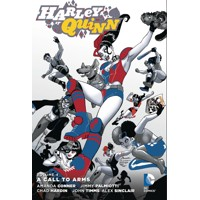 HARLEY QUINN TP VOL 04 A CALL TO ARMS - Amanda Conner, Jimmy Palmiotti
