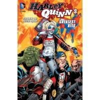 HARLEYS QUINNS GREATEST HITS TP - Amanda Conner & Various