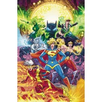 JUSTICE LEAGUE 3001 TP VOL 02 THINGS FALL APART - Keith Giffen, J. M. DeMatteis