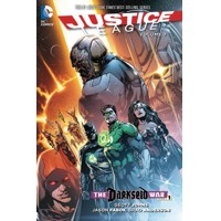 JUSTICE LEAGUE TP VOL 07 DARKSEID WAR PART 1 - Geoff Johns