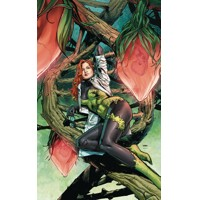 POISON IVY CYCLE OF LIFE AND DEATH TP - Amy Chu