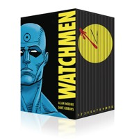 WATCHMEN COLLECTORS EDITION BOX SET - Alan Moore