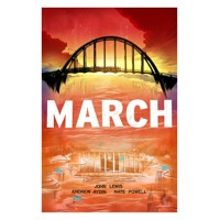MARCH GN TRILOGY SLIPCASE SET - John Lewis