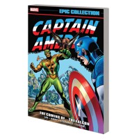 CAPTAIN AMERICA EPIC COLLECTION TP COMING OF FALCON - Stan Lee