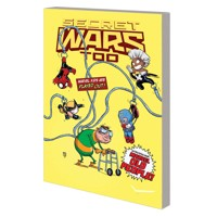 SECRET WARS TOO TP - Various