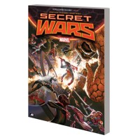 SECRET WARS TP - Jonathan Hickman