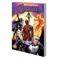 UNCANNY AVENGERS UNITY TP VOL 02 MAN WHO FELL TO EARTH - Gerry Duggan