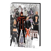 UNCANNY X-MEN HC VOL 02 - Brian Michael Bendis