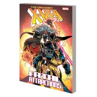 X-MEN FATAL ATTRACTIONS TP NEW PTG - Various