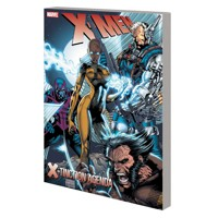 X-MEN X-TINCTION AGENDA TP NEW PTG - Various