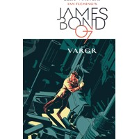 JAMES BOND HC VOL 01 VARGR - Warren Ellis