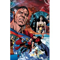 ABSOLUTE INFINITE CRISIS HC - Geoff Johns