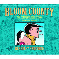 BLOOM COUNTY COMPLETE LIBRARY HC VOL 01 - Breathed