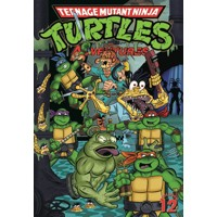 TMNT ADVENTURES TP VOL 12 - Clarrain