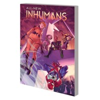 ALL NEW INHUMANS TP VOL 02 SKYSPEARS - James Asmus