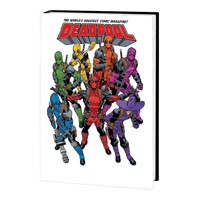 DEADPOOL WORLDS GREATEST HC VOL 01 - Various
