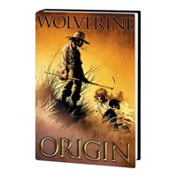 WOLVERINE ORIGIN COMPLETE COLLECTION HC - Various