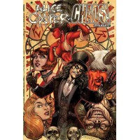 ALICE COOPER VS CHAOS TP - Tim Seeley, Jim Terry