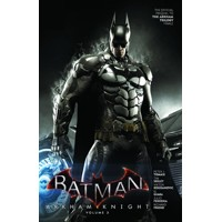 BATMAN ARKHAM KNIGHT TP VOL 03 - Peter J. Tomasi, Tim Seeley