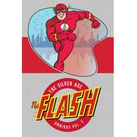 FLASH THE SILVER AGE OMNIBUS HC VOL 02 - John Broome, Gardner Fox