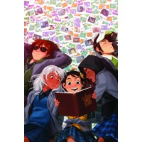 GOTHAM ACADEMY TP VOL 03 YEARBOOK - Brendan Fletcher, Hope Larson, James Tynio...