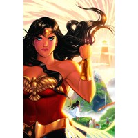 LEGEND OF WONDER WOMAN HC - Renae De Liz