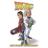 BACK TO THE FUTURE TP VOL 01 CONTINUUM CONUNDRUM - Bob Gale, John Barber