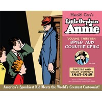 COMPLETE LITTLE ORPHAN ANNIE HC VOL 13 - Harold Gray