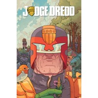 JUDGE DREDD MEGA-CITY ZERO TP VOL 02 - Ulises Farinas, Erick Freitas