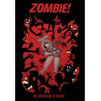 ZOMBIE THE ADVENTURE IS YOURS HC - Jon Lancry