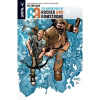A&A ADV OF ARCHER & ARMSTRONG TP VOL 01 IN THE BAG - Rafer Roberts