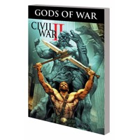 CIVIL WAR II GODS OF WAR TP - Dan Abnett, Stan Lee