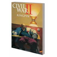 CIVIL WAR II KINGPIN TP - Matthew Rosenberg, Stan Lee