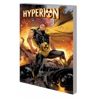 HYPERION TP DADDY ISSUES - Chuck Wendig, Ario Anindito