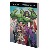 TOTALLY AWESOME HULK TP VOL 02 CIVIL WAR II - Greg Pak