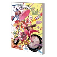 UNBELIEVABLE GWENPOOL TP VOL 01 BELIEVE IT - Christopher Hastings