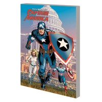 CAPTAIN AMERICA STEVE ROGERS TP VOL 01 HAIL HYDRA - Nick Spencer