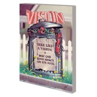 VISION TP VOL 02 LITTLE BETTER THAN BEAST - Tom King
