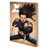 X-23 COMPLETE COLLECTION TP VOL 02 - Marjorie M. Liu, Daniel Way