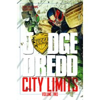 JUDGE DREDD CITY LIMITS TP VOL 02 - Duane Swierczynski