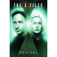 X-FILES (2016) TP VOL 01 REVIVAL - Joe Harris