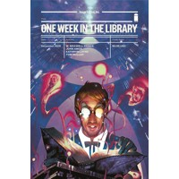 ONE WEEK IN THE LIBRARY GN (MR) - W. Maxwell Prince