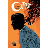 OUTCAST BY KIRKMAN & AZACETA DLX HC VOL 01 (MR) - Robert Kirkman