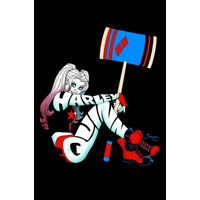 HARLEY QUINN HC VOL 06 BLACK WHITE & RED ALL OVER - Amanda Conner, Jimmy Palmi...
