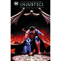 INJUSTICE GODS AMONG US YEAR FOUR TP VOL 02 - Brian Buccellato