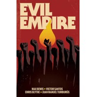 EVIL EMPIRE TP VOL 03 -  Max Bemis