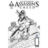 ASSASSINS CREED #1 25 COPY INCV - Conor McCreery, Anthony Del Col