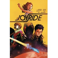 JOYRIDE TP VOL 01 - Jackson Lanzing, Collin Kelly
