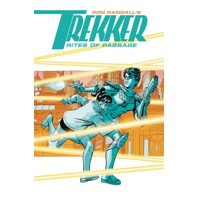 TREKKER RITES OF PASSAGE TP -  Ron Randall